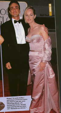 At the Golden Globes in 1998